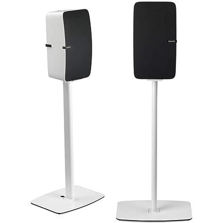 Flexson Bodenständer Für Sonos Play 5 Paar Weiß Heimkino Tv Video