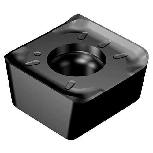 Sandvik Coromant, QFT-H-0400-RM 1135, CoroCut QF Insert for face Grooving, Carbide, Neutral Hand, 1135 Grade, CVD TiCN + Al2O3 + TiN