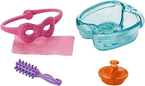 Barbie FHY69 Kleines Accessoire Set Wellness