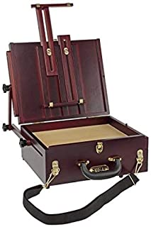 Pochade Box and Aluminum Easel and Stone Bag - Parent Superior Pochade Box