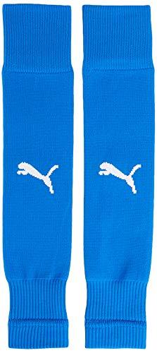 PUMA Herren teamGOAL 23 Sleeve Socks Stutzen, Electric Blue Lemonade, 3