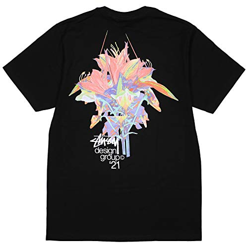 (ステューシー) STUSSY DESIGN GROUP 21 TEE (SS:TEE)(1904653-BK) Tシャツ 半袖 カットソー 国内正規品 L ...