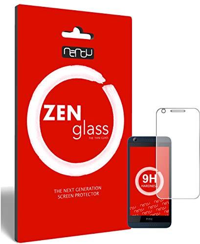 ZenGlass Flexible Glas-Folie kompatibel mit HTC Desire 626G Panzerfolie I Display-Schutzfolie 9H