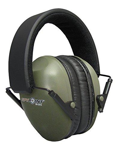 Spypoint Gehörschutz EM-24-G, Gree, S