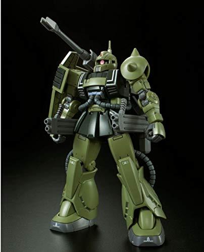 Bandai 1/144 HG MS-06K Zaku Cannon Mobile Suit Gundam The Origin MSD