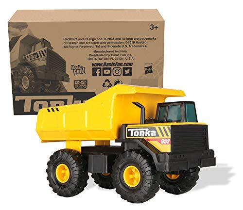 Tonka - Steel Classics Mighty Dump Truck FFP