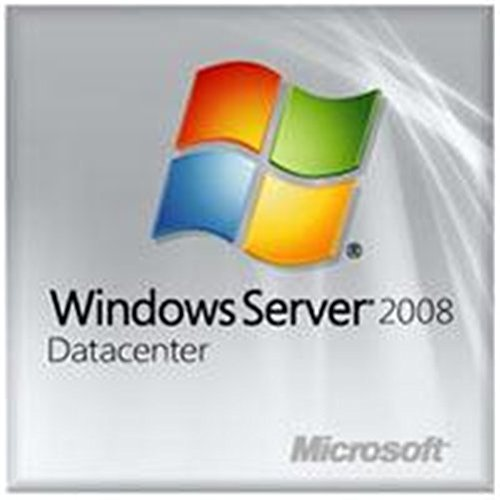 IBM Windows Server 2008 Datacenter Edition, ROK, 2 CPU, 5 CAL, ITA