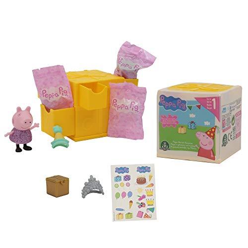 Giochi Preziosi Peppa Pig, Secret Surprise, Cofanetto con Sorprese