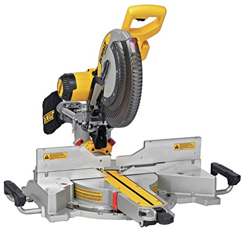 DWS780 12-Inch Double Bevel Sliding Compound Miter Saw by Dewalt