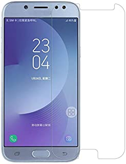 Tempered Glass Screen Protector for Samsung galaxy J7 pro - Clear