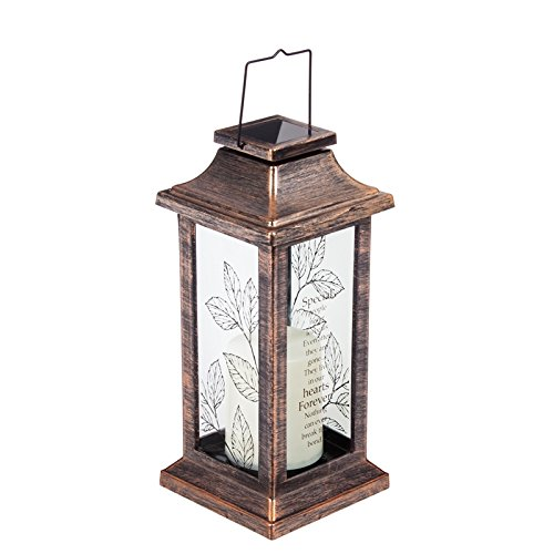 New Creative Memorial Solar Lantern, Special People Never Leave Us