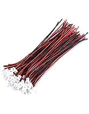 20 sets/pak JST hoekconnectoren, micro JST 1,25 mm 2-pins/3-pins mannelijke en vrouwelijke connectorstekker, met draden kabels voor printplaat(2PIN)