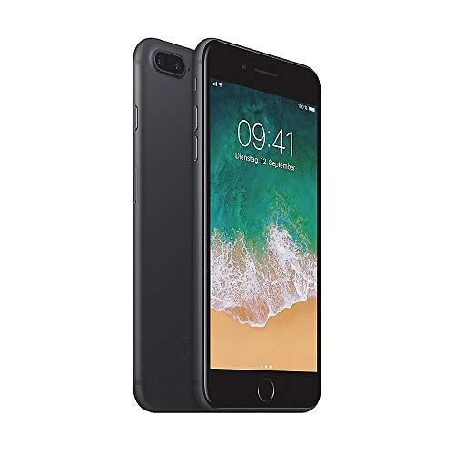 """Smartphone Apple iPhone 7 Plus 128GB Desbloqueado Preto Matte - iOS 10, Câmera 12MP, Tela 5.5"""", Processador Chip A10 Fusion"""
