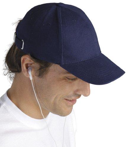 SOL'SHerren Baseball Cap Türkis Turquoise/White