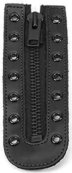 Thorogood Men s 584-6002 7 Eye Zipper Black - One Size