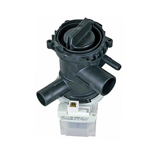 Bosch Siemens 00145428 145428 ORIGINAL Ablaufpumpe Magnettechnikpumpe Entleerungspumpe Pumpe 30W Waschmaschine