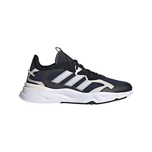 adidas FUTUREFLOW, Zapatillas de Running Mujer, Tinley/FTWBLA/MATROS, 40 EU