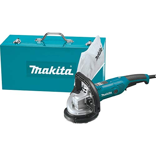 Makita PC5000C PC5000C-Lijadora hormigón 125 mm