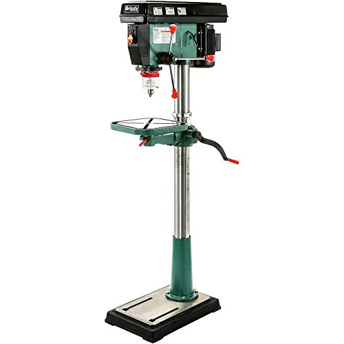"""Grizzly Industrial G7947-17"""" Floor Drill Press"""