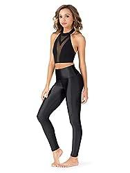 Natalie Dancewear Adult High Waist Leggings N8642