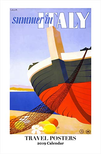 Retrospect Group Travel Posters - 2019 Calendar (YC 021)