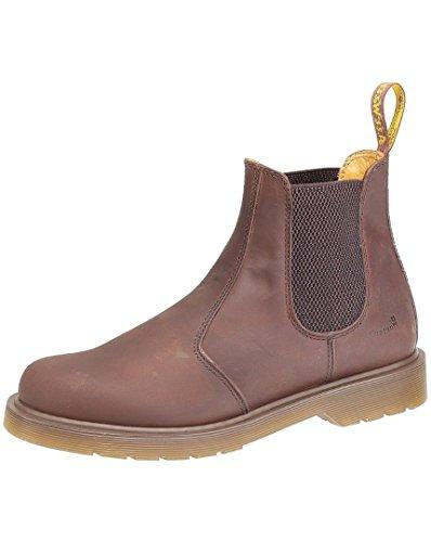Dr Martens Mens Non Safety Chelsea Dealer Boots 2976-59 Brown