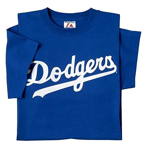 Majestic Los Angeles Adult XL Dodgers Replica Jersey
