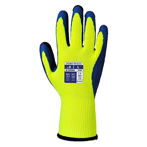 Portwest A185 Handschuh duo-therm, A185Y4RM