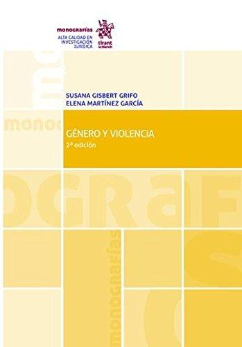 Género y Violencia 2ª Edición 2016 (Monografías)