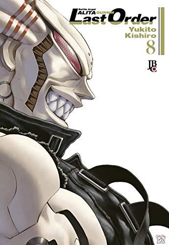Battle Angel Alita - Last Order - Vol. 08
