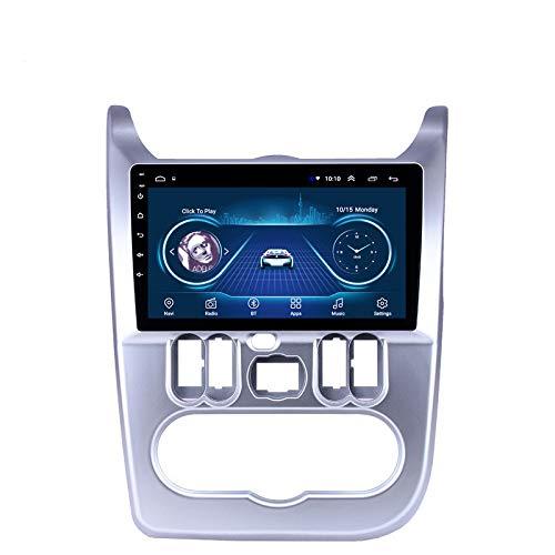Benature Android Car Sat Nav para Renault Duster/Logan 2009-2013 Unidad Principal Sistema De Navegación GPS SWC 4G WiFi BT USB AUX Radio Mapa Dispositivo De Navegador Satelital