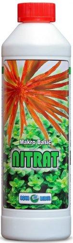 Makro Basic Nitrat 500ml I Wasserpflanzen-Dünger zur optimalen Versorgung von Wasserpflanzen im Aquarium