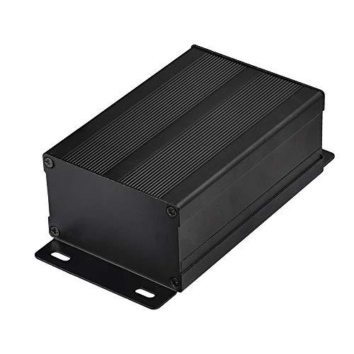 wlaniot Aluminum Enclosure Box Black for Electronic, Electronics...