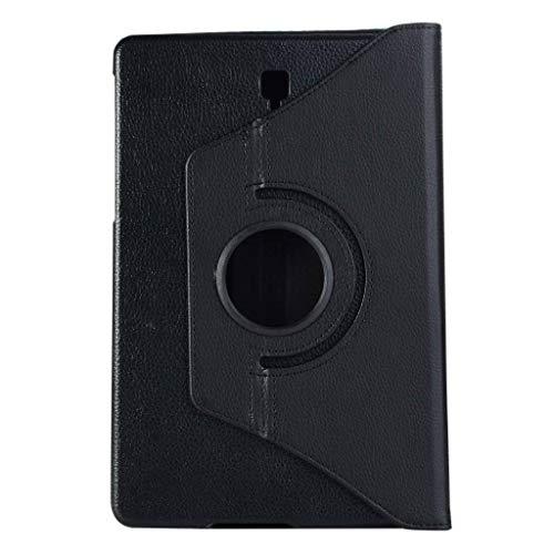 Samsung Galaxy Tab S4 10,5 T830 / T835 Zwart Tablet Hoesje met 360° draaistand