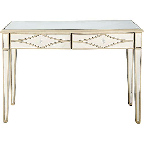 Camden Isle Huxley Console Table, Mirror