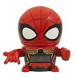 BulbBotz Despertador Infantil con Luz Nocturna de Iron Spider de...