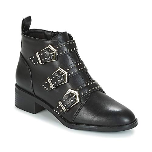 ONLY Damen Boots Bright Silber 40