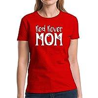 Eddany Red Rover mom - レディースTシャツ