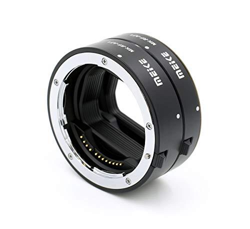 Automatische macro-tussenringen Meike MK-RF-AF1 voor Canon EOS R systeemcamera's, set van 2 ringen (13 mm en 18 mm)