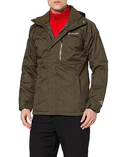 Columbia Jacke für Herren, Alpine Action, Polyester, braun (peatmoss), Gr. M