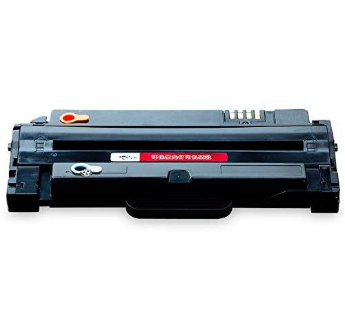 Compatible with B1130 Toner Cartridge with Chip, Suitable for DELL 1130 / 113X / 1130N / 1133 / 1135N Printer Black Toner 2000 Pages