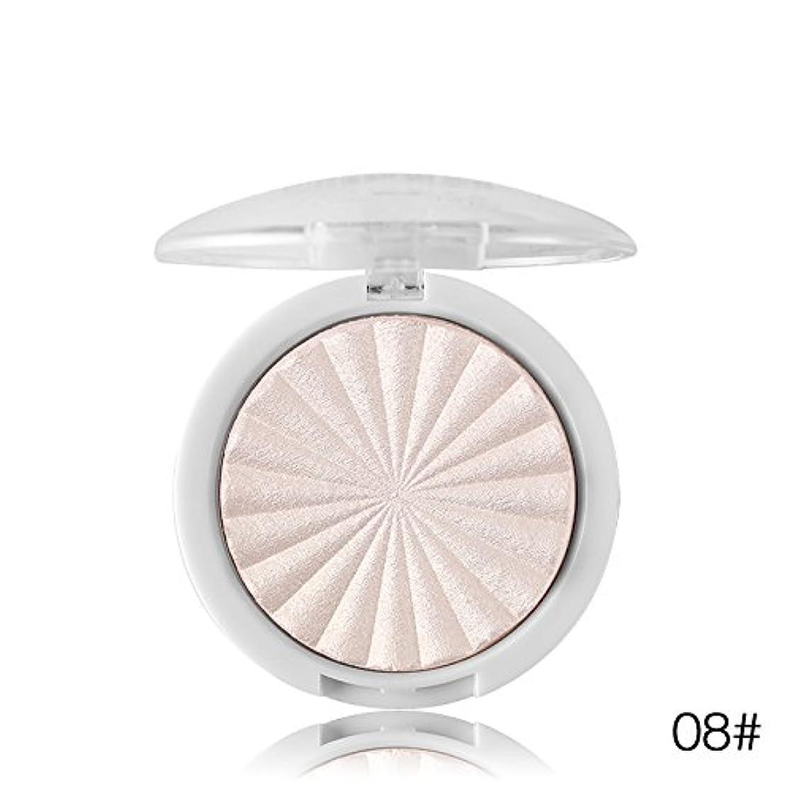 コンデンサー矢嫌なMiss Rose Illuminator Makeup Shimmer Powder Highlighter Palette Face Base Bronzer Highlight Contour Hailaiter
