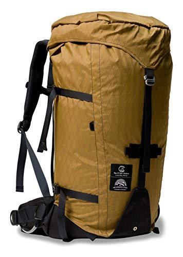 (サードアイチャクラ) The 3rd Eye Chakra 「The Backpack#002」 50L ブラウン