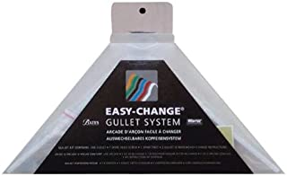 Easy-Change Gullet Replacement Wide Red