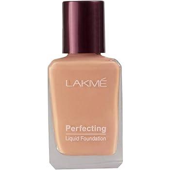 Lakme Perfecting Liquid Foundation, Marble, 27ml