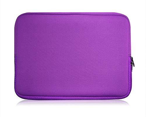 Sweet Tech VIOLETT Laptop Schutzhülle Laptoptasche Neoprene, Sleeve Hülle Laptophülle Notebook Hülle Tasche für HP ProBook 430 G6 Laptop 13.3 Inch