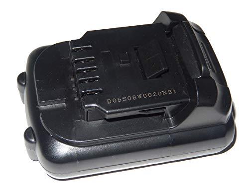 vhbw Batería reemplaza Dewalt DCB121 para herramientas eléctricas (1500mAh Li-Ion 12V)