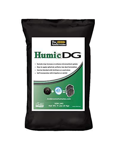 The Andersons Humic DG Organic Soil Amendment - Covers up to 5,500 sq ft (11 lb)