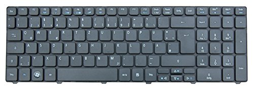 NExpert QWERTZ Tastatur für Acer Aspire 5820 5820G 5820TG 5820TZG Series DE NEU