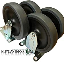 Rubbermaid Cart Casters - 5